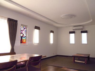 島根県浜田市の新築施工例 スーパーウォール工法 浜松建設
