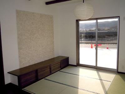 島根県江津市の新築施工例 浜松建設株式会社