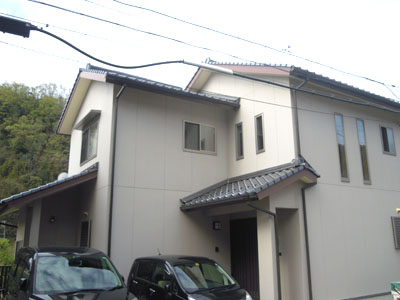 島根県大田市の新築N邸 施工事例